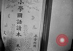 Image of Taiwanese civilians Taiwan, 1950, second 8 stock footage video 65675069930