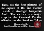 Image of Battle of Kwajalein Kwajalein Island Marshall Islands, 1944, second 11 stock footage video 65675069934