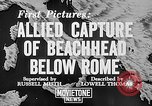 Image of German dive bombers attack amphibious task force Italy, 1944, second 3 stock footage video 65675069935