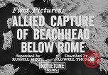 Image of German dive bombers attack amphibious task force Italy, 1944, second 5 stock footage video 65675069935
