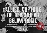Image of German dive bombers attack amphibious task force Italy, 1944, second 7 stock footage video 65675069935
