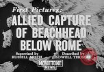 Image of German dive bombers attack amphibious task force Italy, 1944, second 8 stock footage video 65675069935