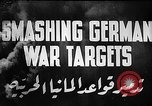 Image of Allied bombings Germany, 1943, second 2 stock footage video 65675069937