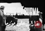 Image of Royal Air Force bombings Burma, 1944, second 2 stock footage video 65675069939