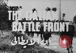 Image of Allied soldiers Italy, 1944, second 1 stock footage video 65675069940