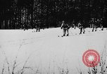 Image of winter warfare training Germany, 1943, second 4 stock footage video 65675069941