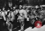 Image of winter warfare training Germany, 1943, second 9 stock footage video 65675069941