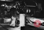 Image of sawmill Germany, 1943, second 11 stock footage video 65675069946
