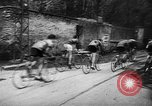 Image of cross country race Germany, 1943, second 5 stock footage video 65675069948