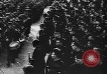 Image of military parade Austria, 1943, second 4 stock footage video 65675069949