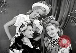 Image of fashion parade New York City USA, 1946, second 3 stock footage video 65675069953