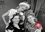 Image of fashion parade New York City USA, 1946, second 4 stock footage video 65675069953