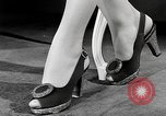 Image of fashion parade New York City USA, 1946, second 6 stock footage video 65675069953