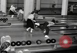 Image of Women's International Bowling Congress Kansas City Missouri USA, 1946, second 4 stock footage video 65675069954