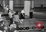 Image of Women's International Bowling Congress Kansas City Missouri USA, 1946, second 10 stock footage video 65675069954