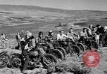 Image of motorcycle hill climbing Wenatchee Washington USA, 1946, second 3 stock footage video 65675069955