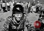 Image of motorcycle hill climbing Wenatchee Washington USA, 1946, second 6 stock footage video 65675069955