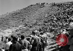 Image of motorcycle hill climbing Wenatchee Washington USA, 1946, second 10 stock footage video 65675069955