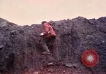 Image of geologists Washington Mount Saint Helens USA, 1980, second 1 stock footage video 65675069958