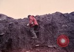 Image of geologists Washington Mount Saint Helens USA, 1980, second 2 stock footage video 65675069958