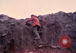 Image of geologists Washington Mount Saint Helens USA, 1980, second 3 stock footage video 65675069958