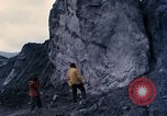 Image of geologists Washington Mount Saint Helens USA, 1980, second 6 stock footage video 65675069960