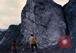 Image of geologists Washington Mount Saint Helens USA, 1980, second 7 stock footage video 65675069960