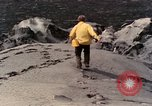 Image of geologists Washington Mount Saint Helens USA, 1980, second 2 stock footage video 65675069962