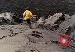 Image of geologists Washington Mount Saint Helens USA, 1980, second 4 stock footage video 65675069962