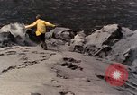 Image of geologists Washington Mount Saint Helens USA, 1980, second 5 stock footage video 65675069962
