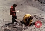 Image of geologists Washington Mount Saint Helens USA, 1980, second 4 stock footage video 65675069964