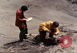 Image of geologists Washington Mount Saint Helens USA, 1980, second 5 stock footage video 65675069964