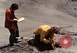 Image of geologists Washington Mount Saint Helens USA, 1980, second 9 stock footage video 65675069964