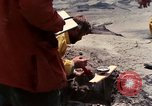 Image of geologists Washington Mount Saint Helens USA, 1980, second 11 stock footage video 65675069964