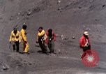 Image of geologists Washington Mount Saint Helens USA, 1980, second 2 stock footage video 65675069965