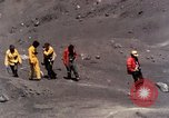 Image of geologists Washington Mount Saint Helens USA, 1980, second 3 stock footage video 65675069965