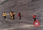 Image of geologists Washington Mount Saint Helens USA, 1980, second 4 stock footage video 65675069965