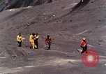 Image of geologists Washington Mount Saint Helens USA, 1980, second 5 stock footage video 65675069965