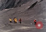 Image of geologists Washington Mount Saint Helens USA, 1980, second 6 stock footage video 65675069965