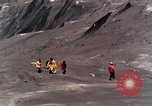 Image of geologists Washington Mount Saint Helens USA, 1980, second 7 stock footage video 65675069965