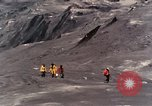 Image of geologists Washington Mount Saint Helens USA, 1980, second 8 stock footage video 65675069965
