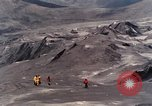 Image of geologists Washington Mount Saint Helens USA, 1980, second 11 stock footage video 65675069965