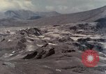 Image of stratovolcano Washington Mount Saint Helens USA, 1980, second 7 stock footage video 65675069966