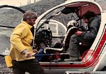 Image of geologists Washington Mount Saint Helens USA, 1980, second 10 stock footage video 65675069967