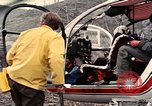 Image of geologists Washington Mount Saint Helens USA, 1980, second 11 stock footage video 65675069967