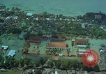 Image of flood South Vietnam, 1966, second 9 stock footage video 65675069970