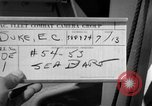 Image of F2Y Sea Dart San Diego Bay California USA, 1953, second 4 stock footage video 65675069985