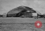 Image of airfield reconstruction Saipan Northern Mariana Islands, 1945, second 5 stock footage video 65675069992