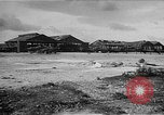 Image of airfield reconstruction Saipan Northern Mariana Islands, 1945, second 9 stock footage video 65675069992