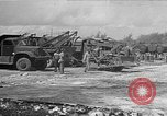 Image of airfield reconstruction Saipan Northern Mariana Islands, 1945, second 11 stock footage video 65675069992